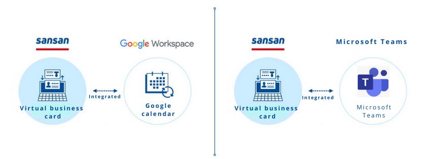 Google Microsoft Teams Integration